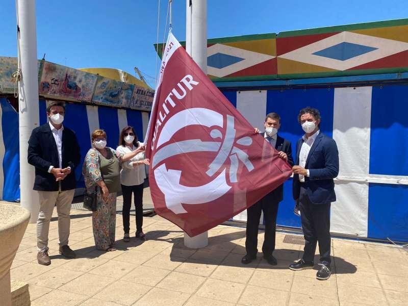 Lliurament de la bandera