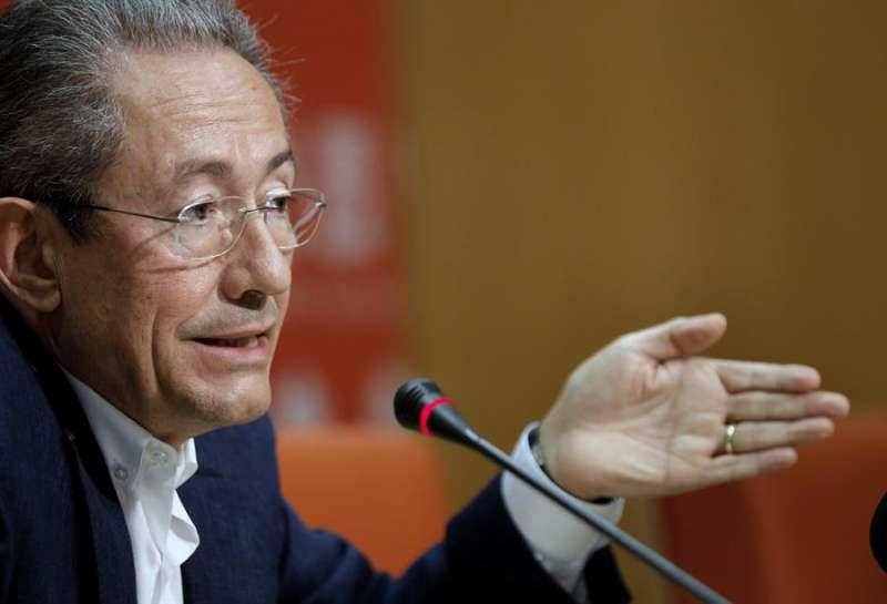 Ángel Luna, en una imagen de archivo. EFE