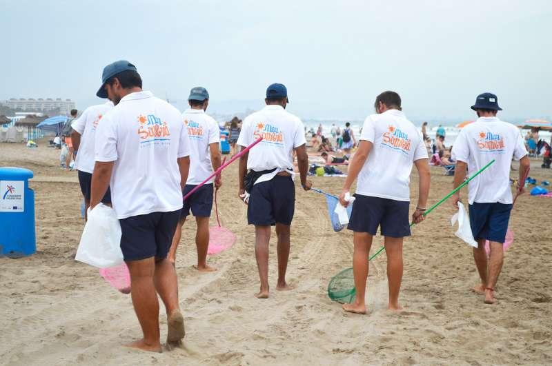Una de las iniciativas de Mar y Sombra. EPDA