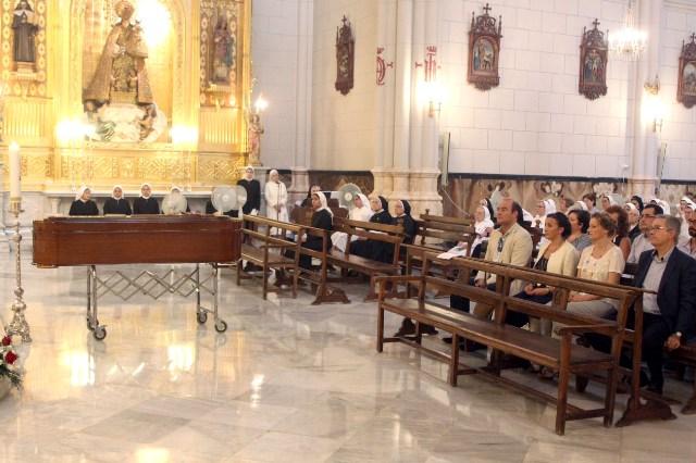 Imagen de la ceremonia. FOTO: J.PEIRO/AVAN