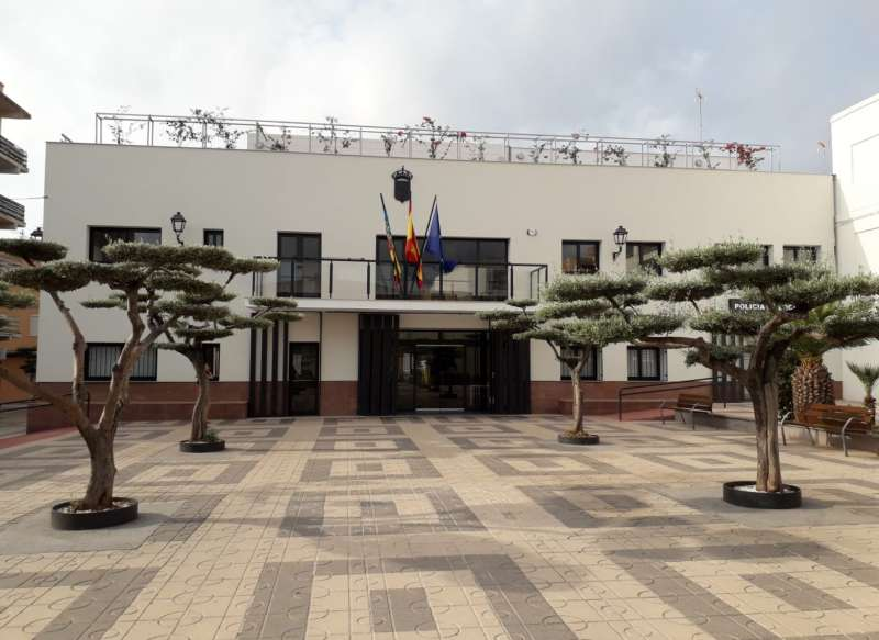 Ajuntament de Faura. EPDA