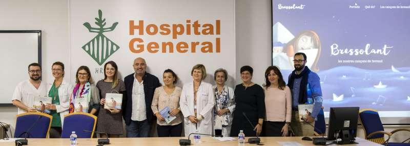 Presentació de la campanya de la Diputació de València. EPDA