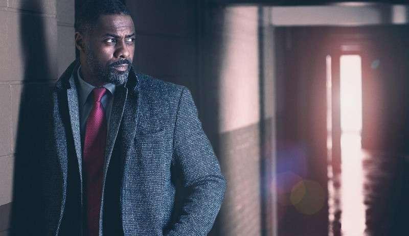 Fotograma de Luther en Netflix.