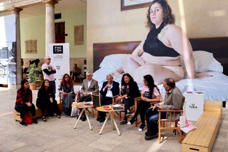 Un momento de la presentación del festival, facilitada por la organización. EFE