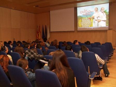 Semana de la Ciencia@CIPF. Foto EPDA