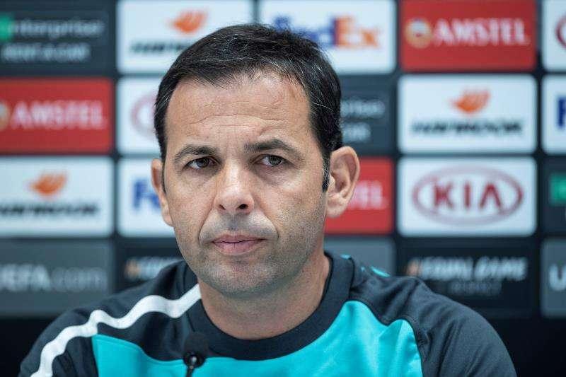 El hasta ahora entrenador del Villarreal CF, Javier Calleja. EFE/Archivo