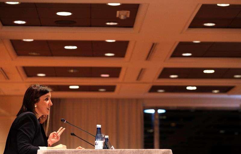María José Català, candidata del PP a la Alcaldía de València. EFE/Archivo