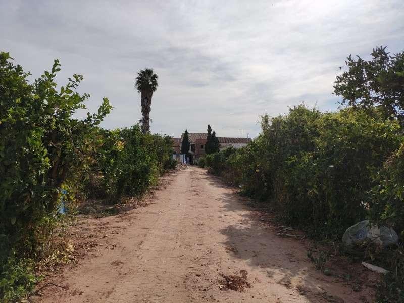 Zona de esparcimiento Valencia / EPDA