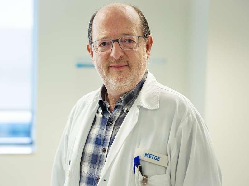 José Gómez Codina. Fotografía de Vicente Rupérez