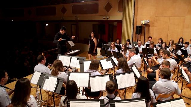 Imagen de un concierto. FOTO: EPDA