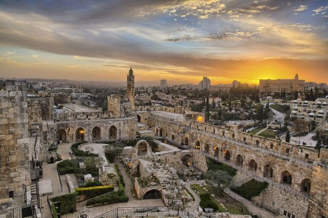Jerusalén. FOTO: GVA