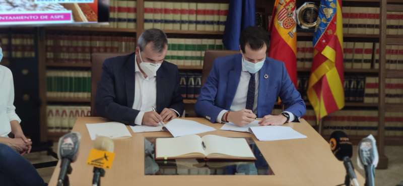 Rubén Alfaro y Antonio Puerto/EPDA