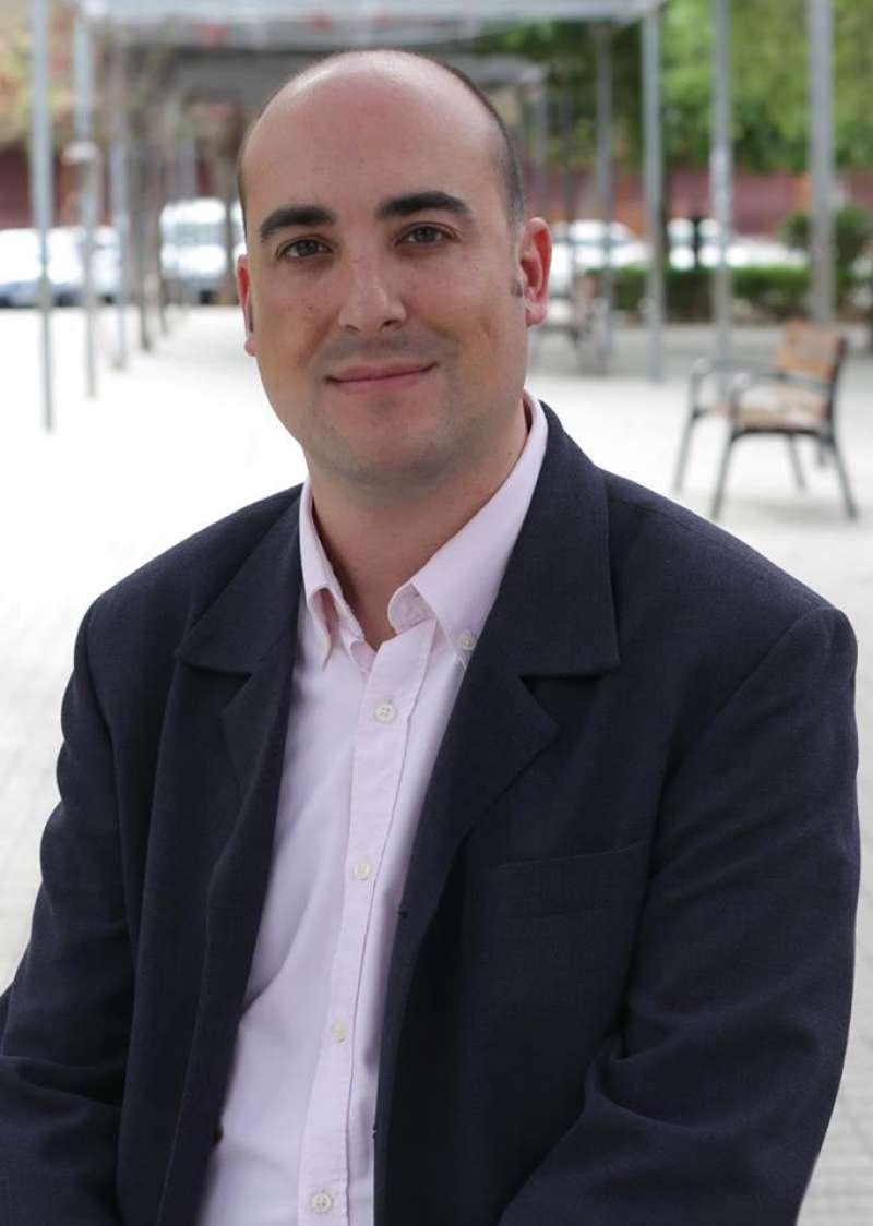 Portavoz de Cs de Aldaia, Javier Sanchís. EPDA