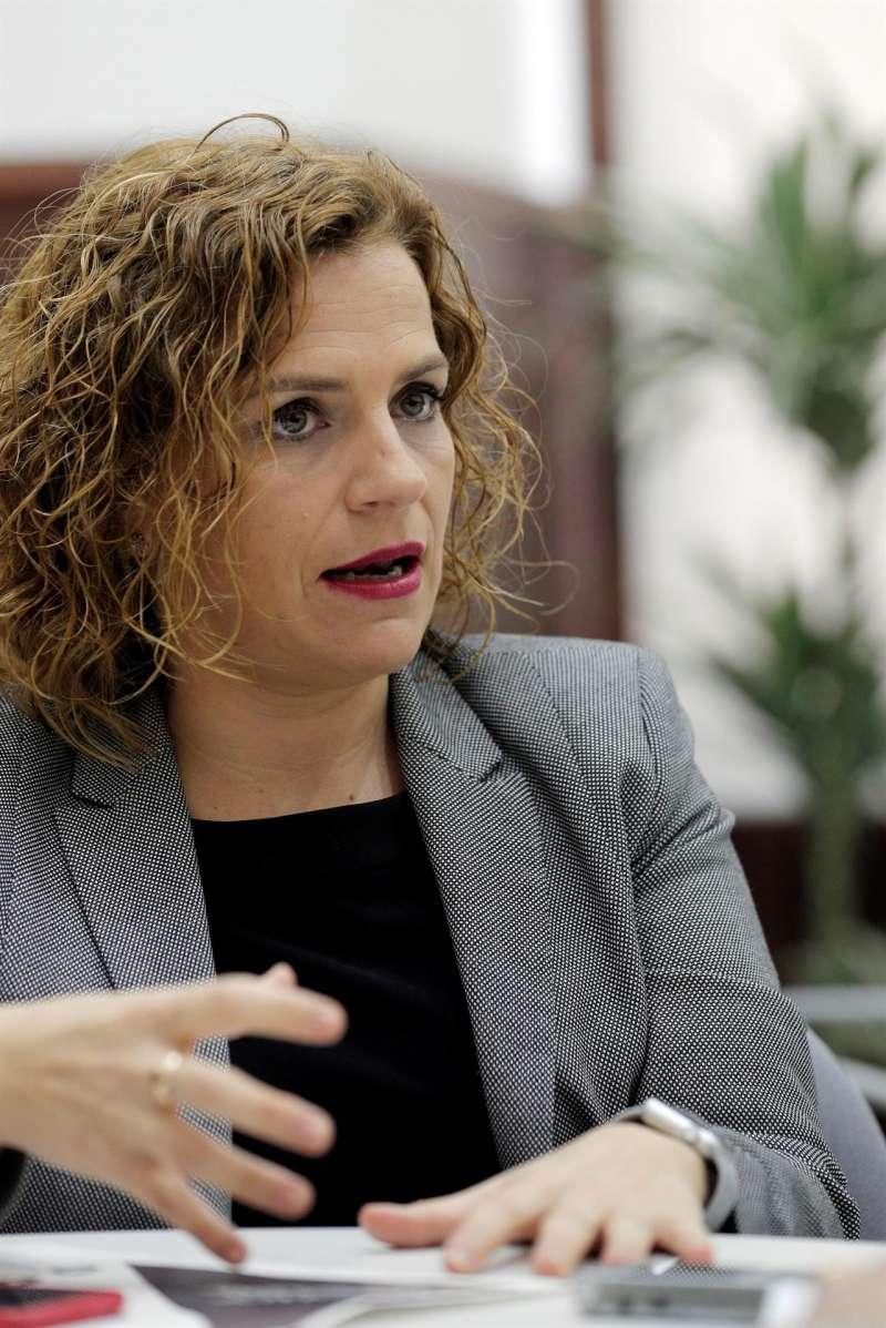 La concejala socialista en el Ayuntamiento de Valencia Pilar Bernabé
