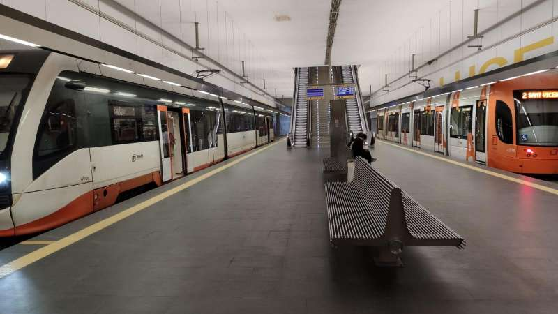 Estación Luceros