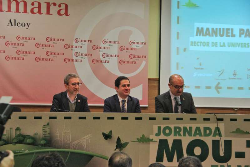 Jornada Movilidad Alcoi. EPDA
