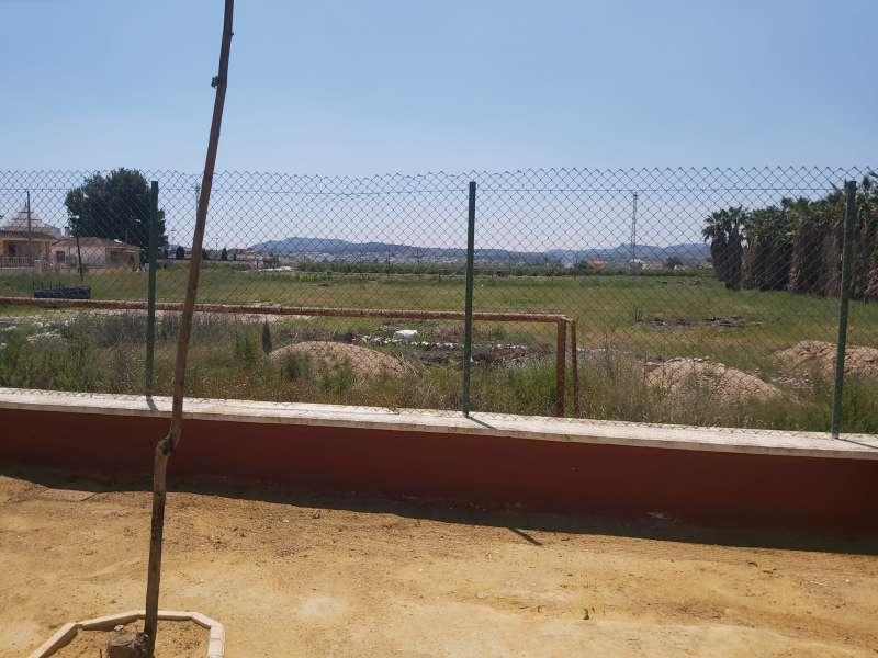 Zona deportiva de Molins/EPDA