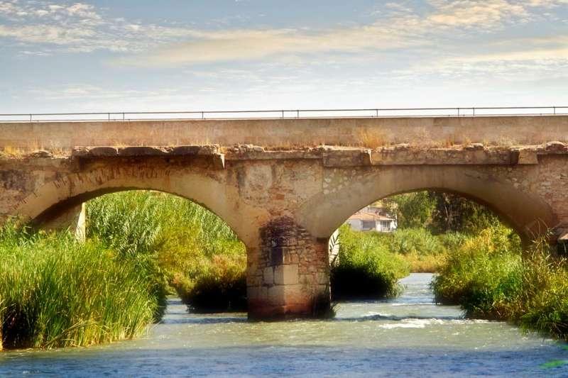 El Pont Vell de Riba-roja. / EPDA