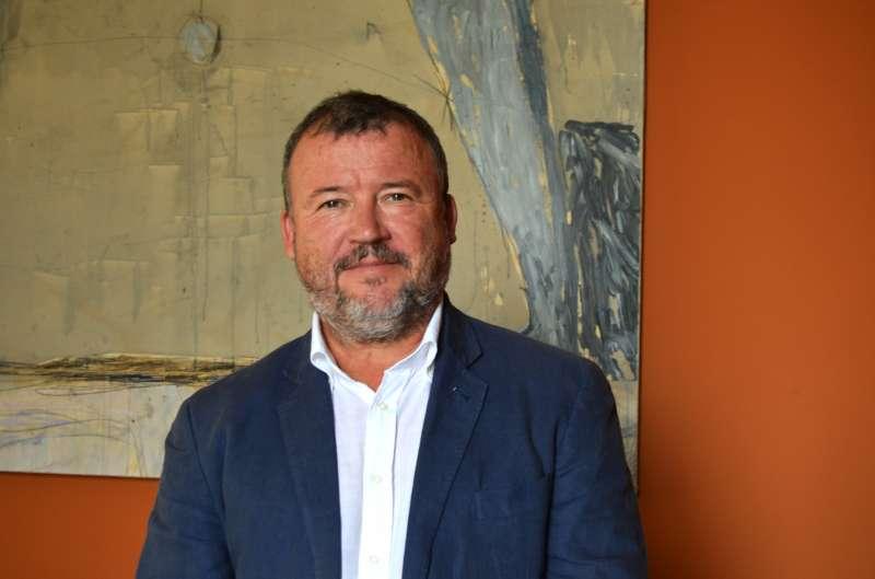 El alcalde de Sagunt, Quico Fernández.