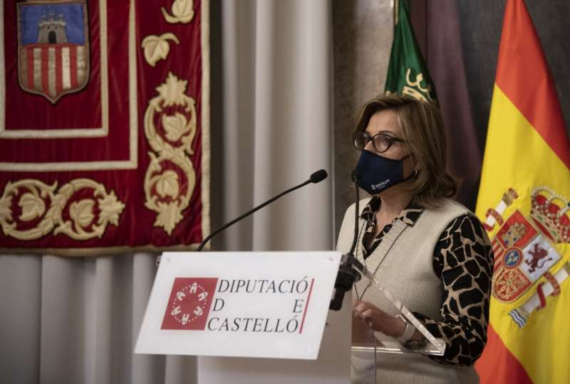 Susana Marqués, diputada del PP
