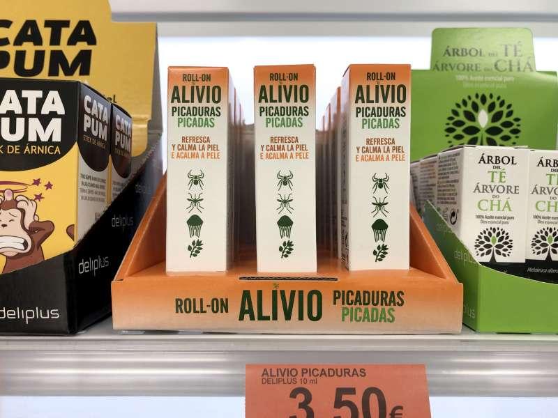 Productos anti mosquitos. EPDA