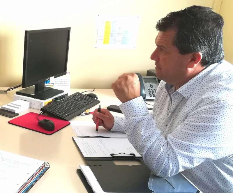 Miguel Castell Concejal Peñíscola