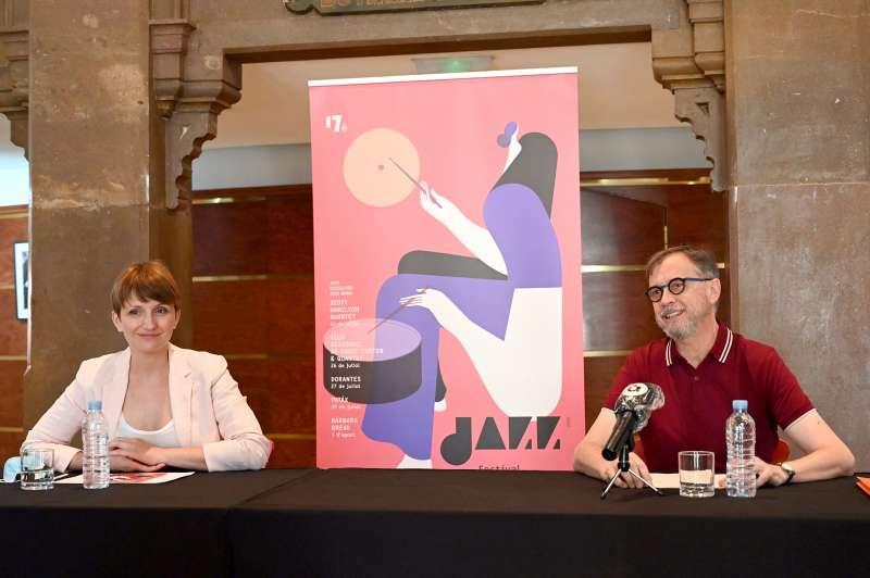 Presentación Festival de Jazz de Peñíscola