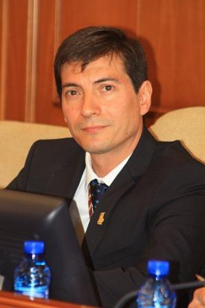 Rafa García, candidato a la Alcaldía de Burjassot por el PSPV. EPDA