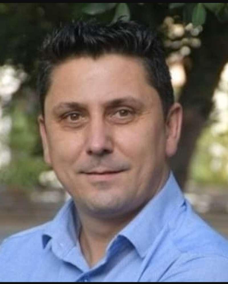 José Pérez, concejal de Ciudadanos Moncada.
