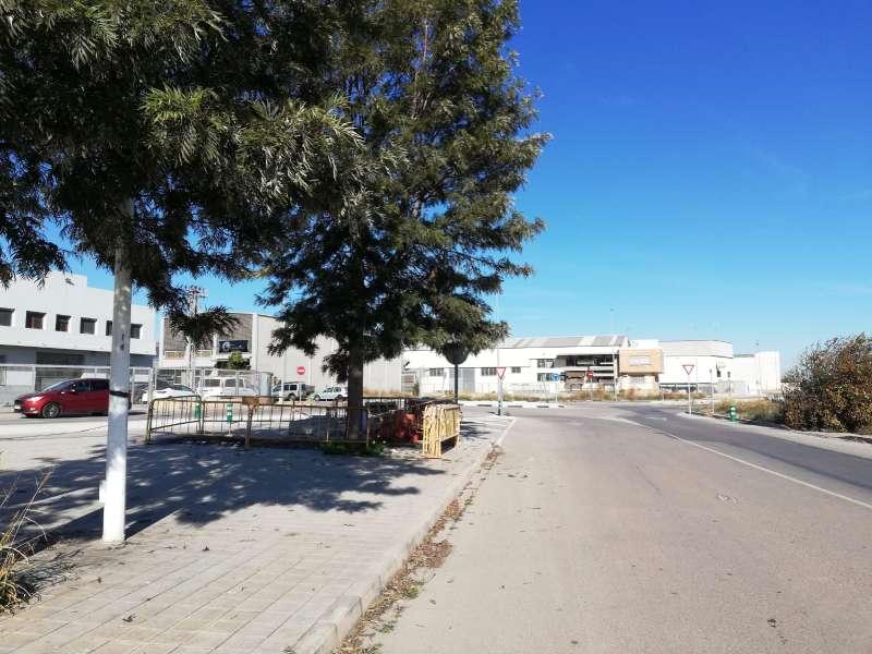 Polígon industrial de La Pobla de Farnals. EPDA