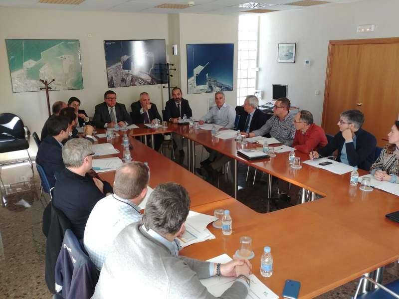 Reunión del Consejo de Calidad de Sagunto.