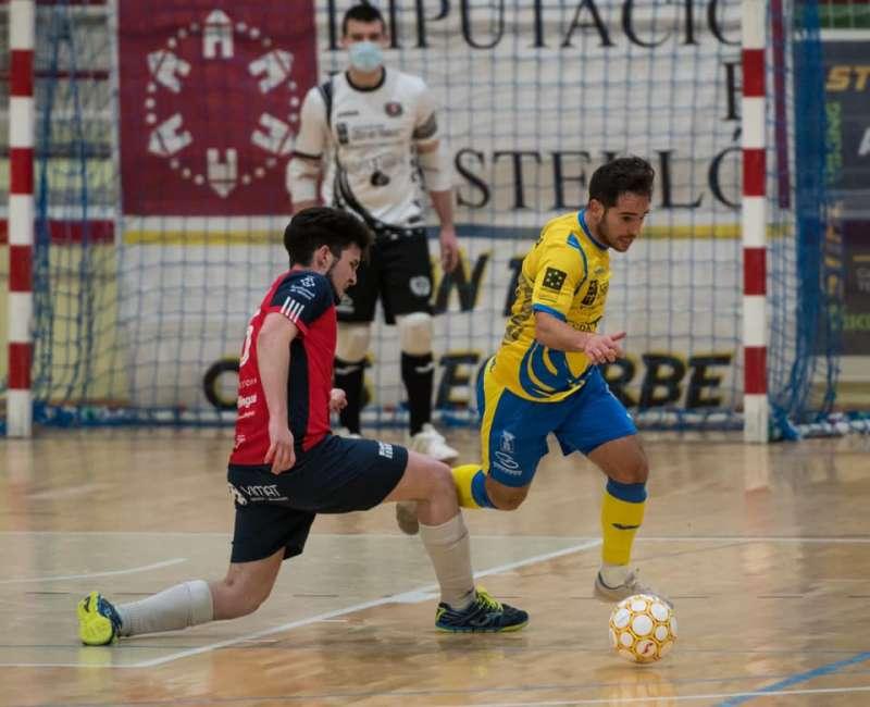 Óscar y Pedrito marcaron para el Segorbe