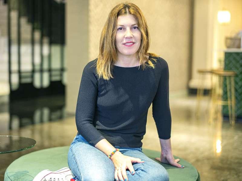 Ana Ramón Rubio. FOTO VICENTE RUPÉREZ