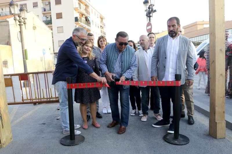 Inauguración de la Feria de Paterna. EPDA