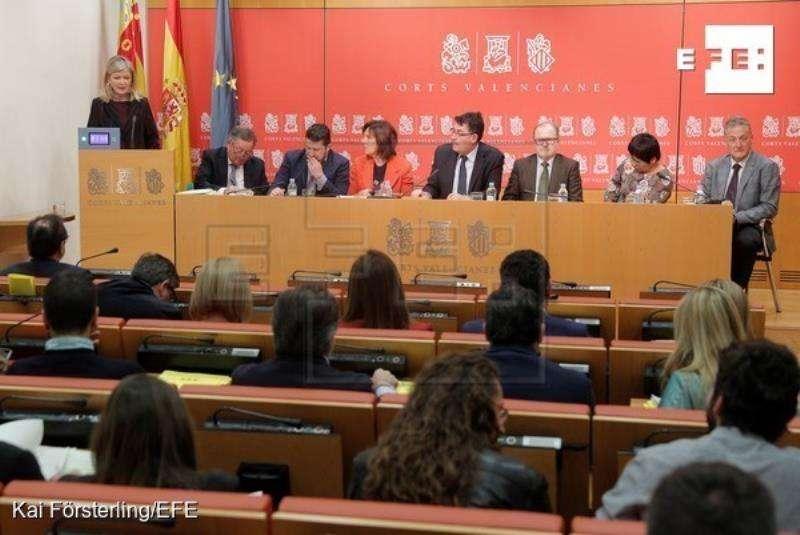 Les Corts Valencianes.EFE