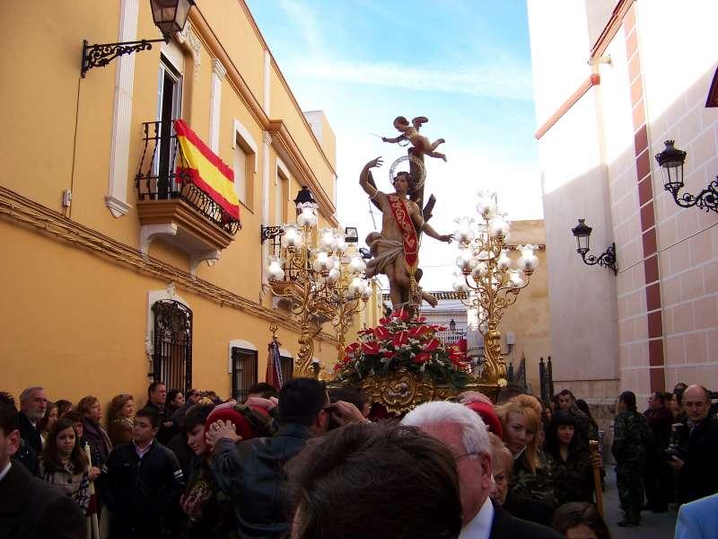 Fiestas patronales de la Pobla de Vallbona