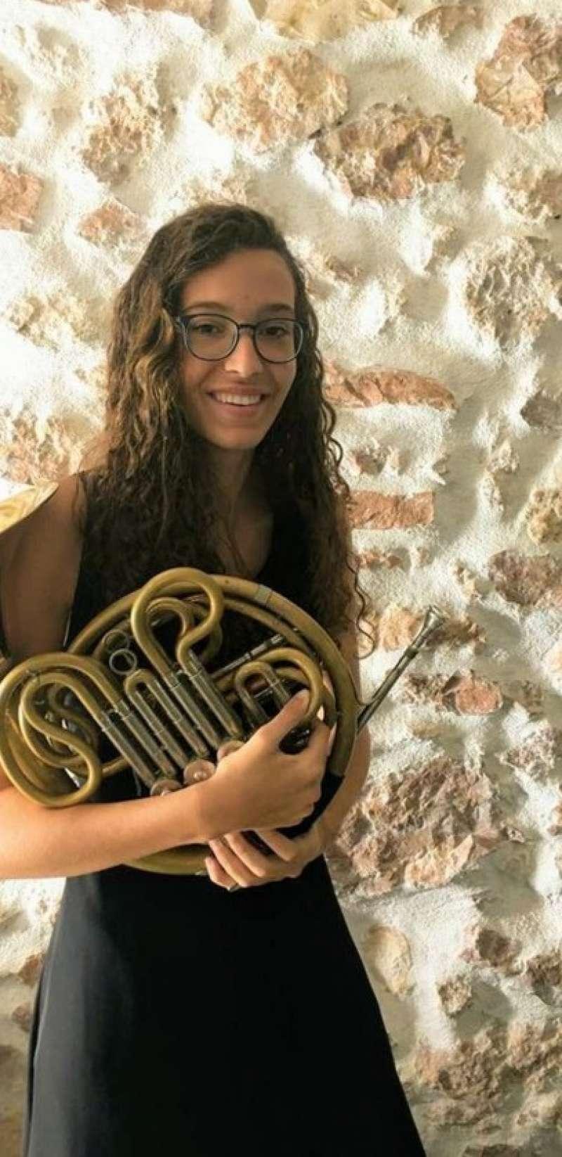 Adriana Felip Calatrava. / EPDA