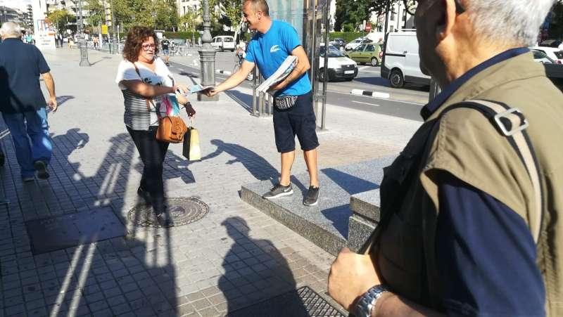 40.000 ejemplares de El Periódico de Aquí ya están en las calles de València