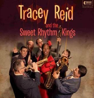 Tracey Reid and The Sweet Rhythm Kings. Foto EPDA