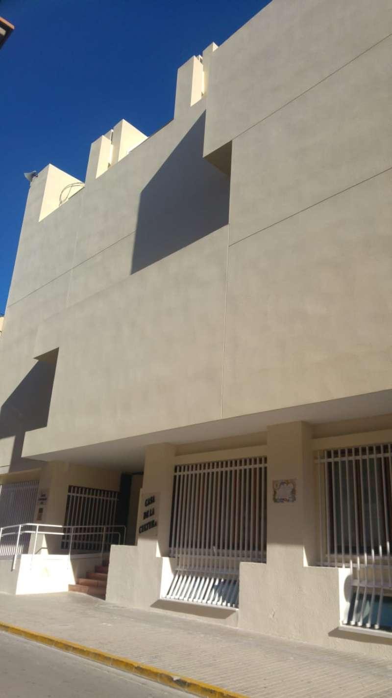 Casa de cultura de La Pobla. EPDA