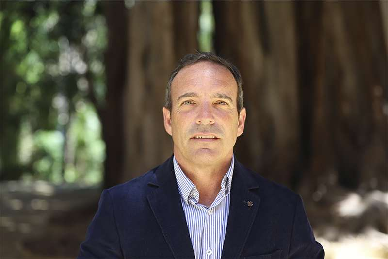 El portavoz de Economía de Cs, Tony Woodward. EPDA