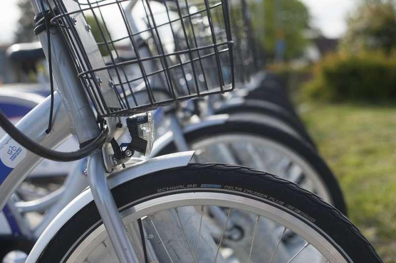 Bicicletas. EPDA