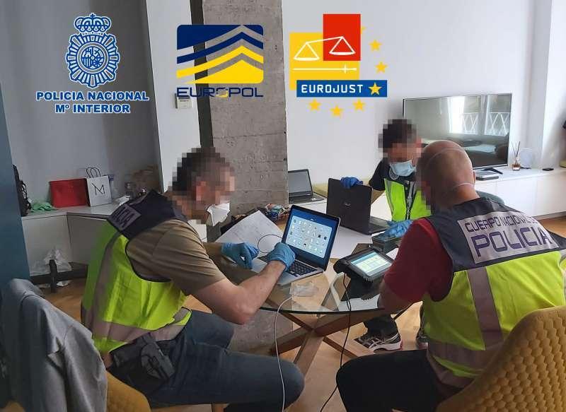 Desarticulación Policía Nacional / EPDA
