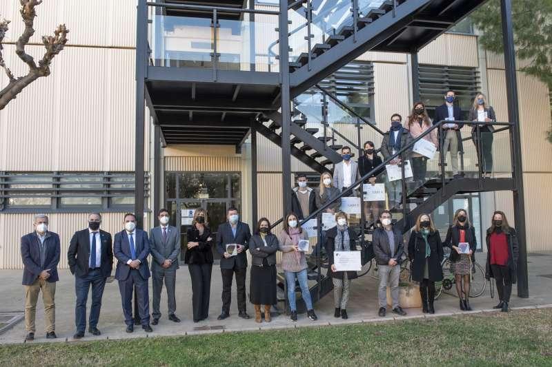 Los mejores alumnos y docentes de 2020 / EPDA