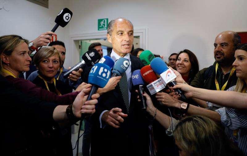 El expresidente de la Generalitat Valenciana, Francisco Camps. EFE/Archivo