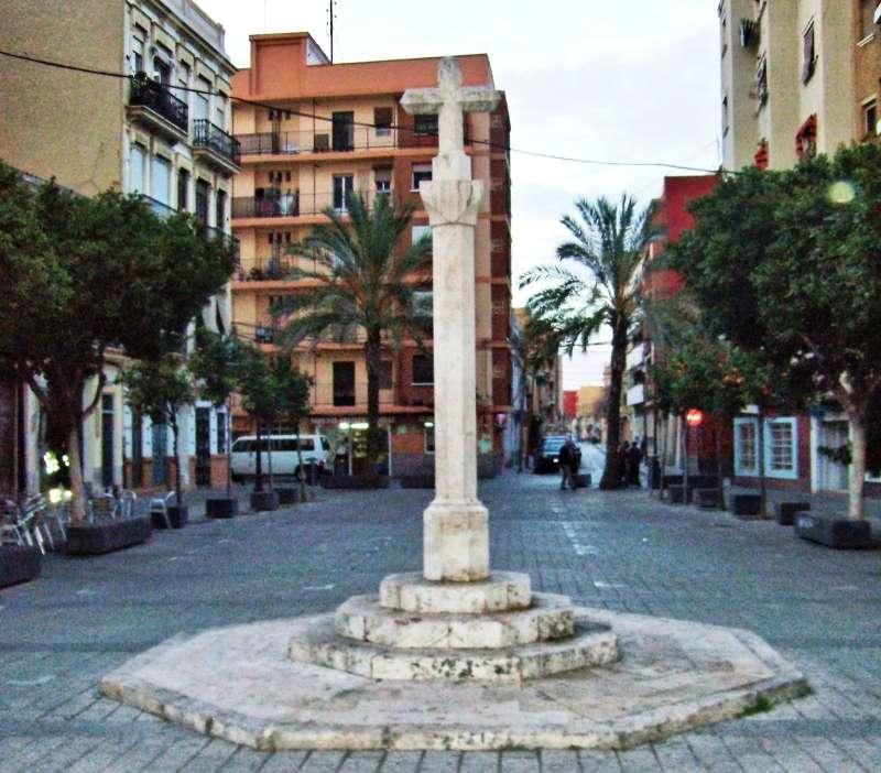 Cruz del Canyamelar