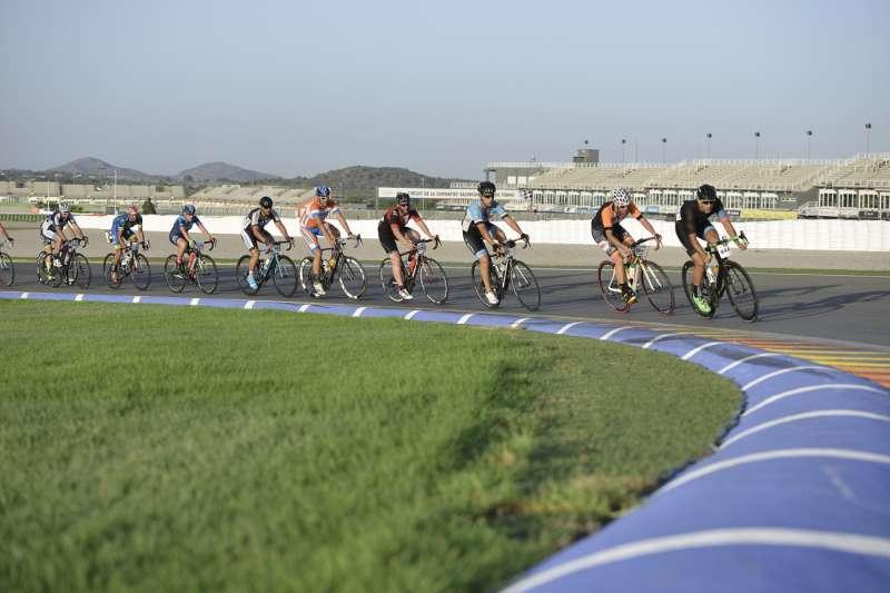 Carrera en el circuito Ricardo Tormo. EPDA