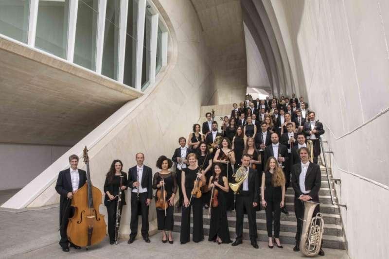 Orquesta Les Arts. EPDA