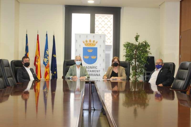 Firma conveni/EPDA