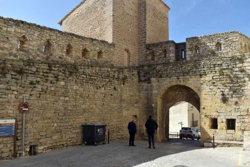 Porta Forcall/EPDA